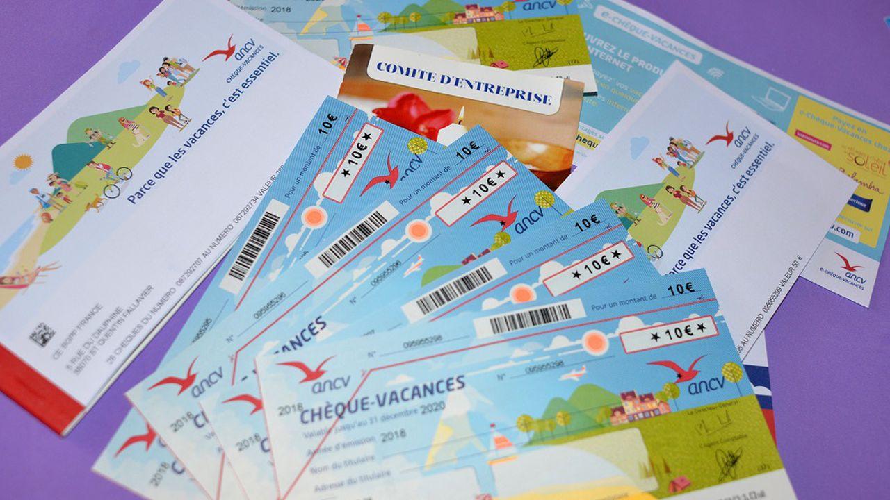 Comment obtenir des chèques vacances?